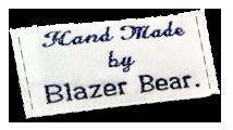 Handmade by Blazer Bear
