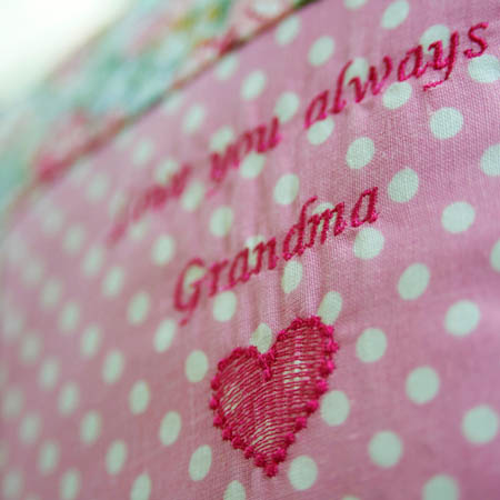 Special Memories Cushion