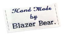 Handmade by Blazer Bear
