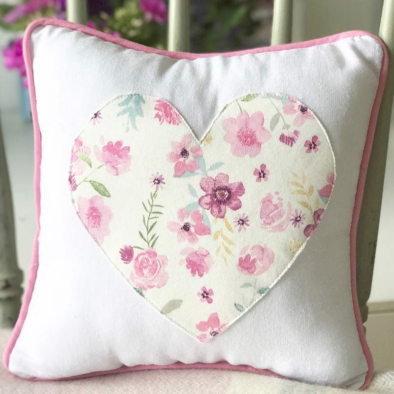 Keepsake Cushion – ONE HEART