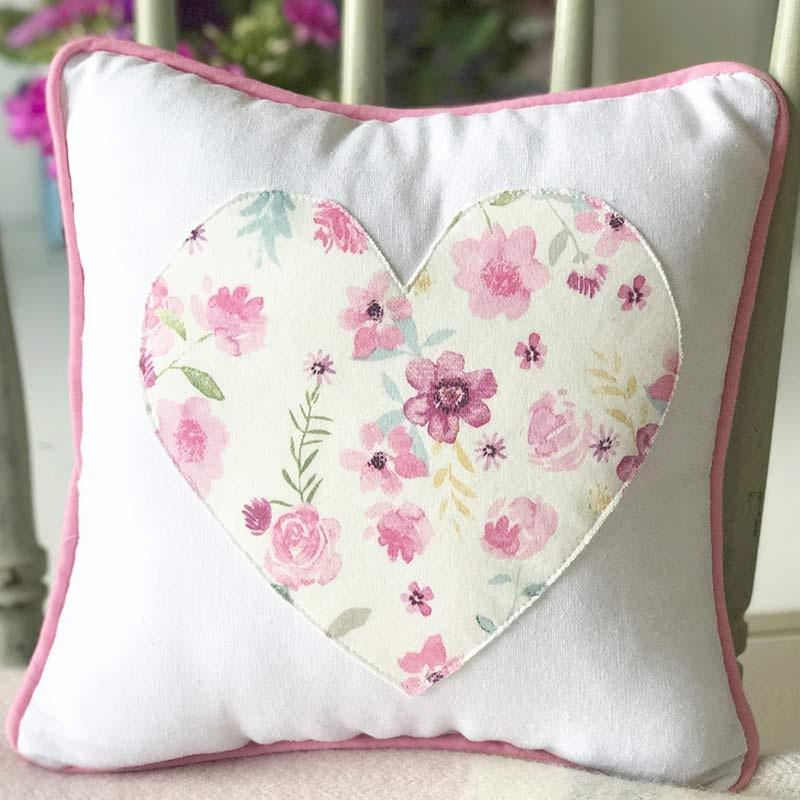 Keepsake Cushion – ONE HEART