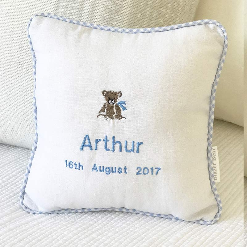 Newborn Gift Cushion