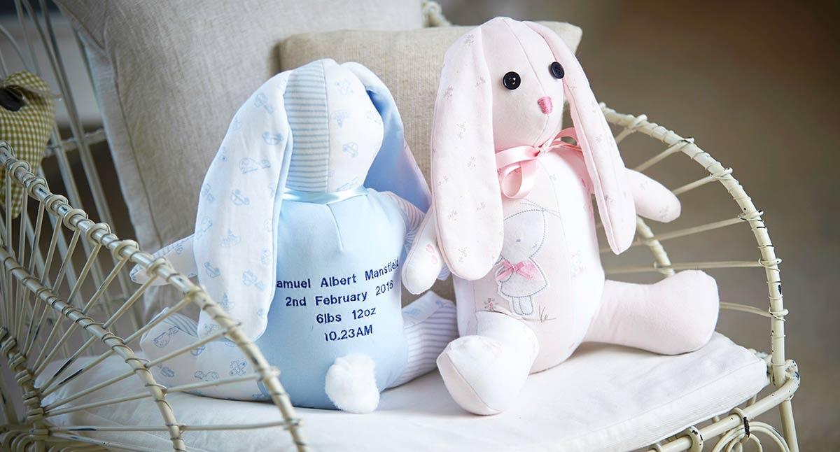 Handcrafted Bunnies